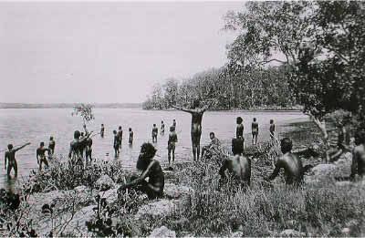 Aboriginal Fishing Party