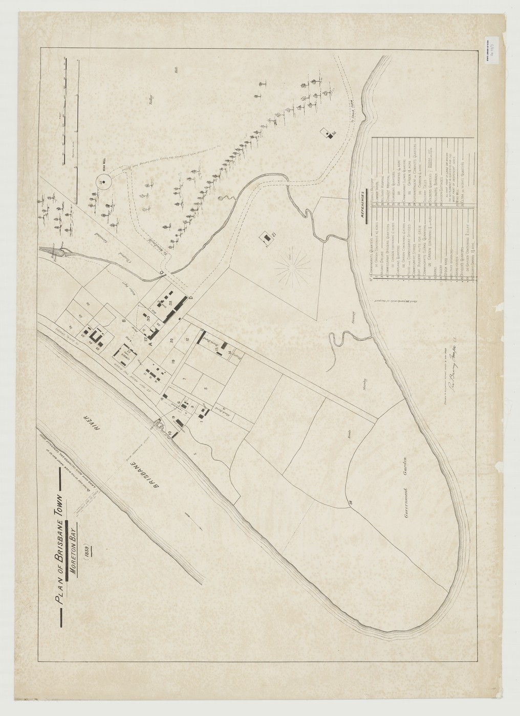 Brisbane 1839