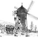 Windmill Hanging