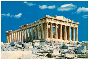 greek temple 001