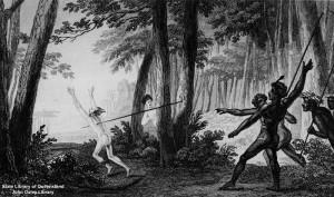 spearing of fraser